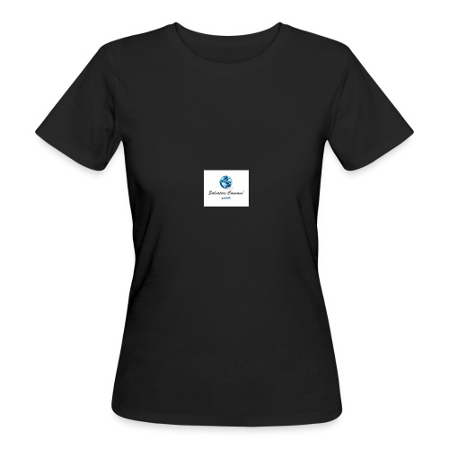 logo youtube - T-shirt ecologica da donna