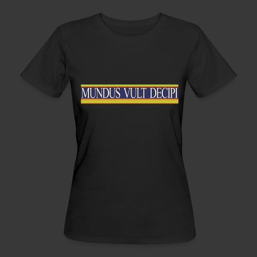 mvd - Frauen Bio-T-Shirt
