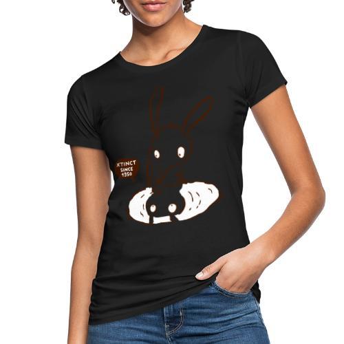 nasenbeutler andrea 2c - Frauen Bio-T-Shirt