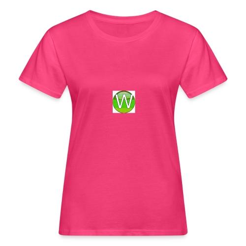 Alternate W1ll logo - Women's Organic T-Shirt