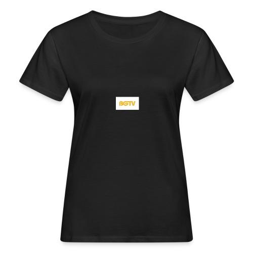 BGTV - Women's Organic T-Shirt