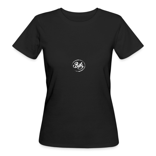 Bibs Logo Blanc - T-shirt bio Femme