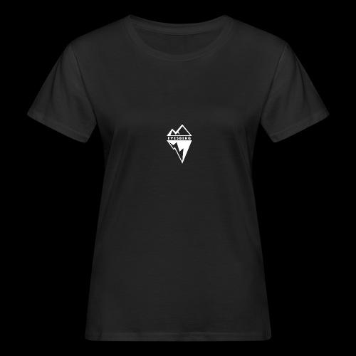 Eyesberg Tshirt Noir - T-shirt bio Femme