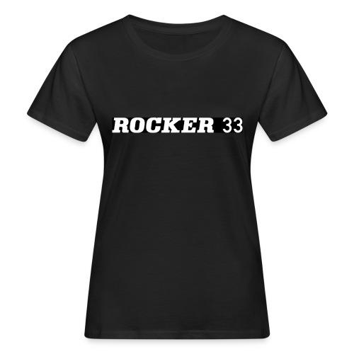 Rocker33 - Frauen Bio-T-Shirt