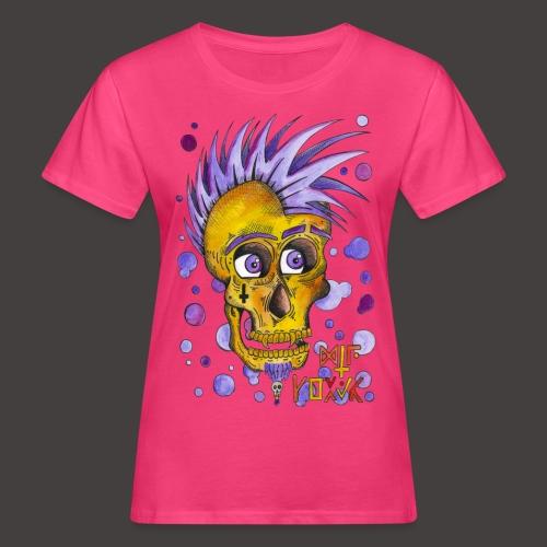 Autoportrait - T-shirt bio Femme