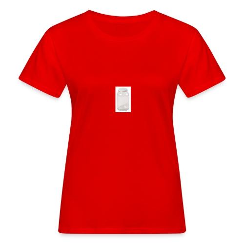 PLEASE FILL UP MY EMPTY JAR - Women's Organic T-Shirt