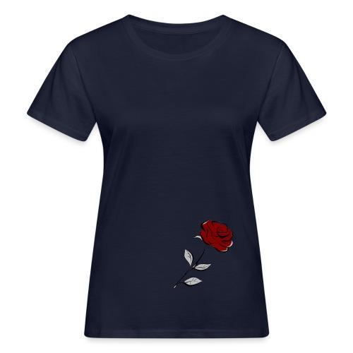 Rose FeKo Oberteile für Frauen und Männer. - Frauen Bio-T-Shirt