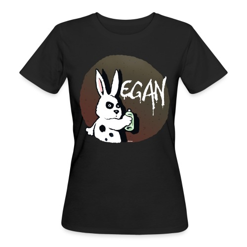 Rabbit - Frauen Bio-T-Shirt