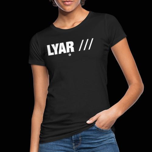 Lyar Official Merch (1) - T-shirt bio Femme
