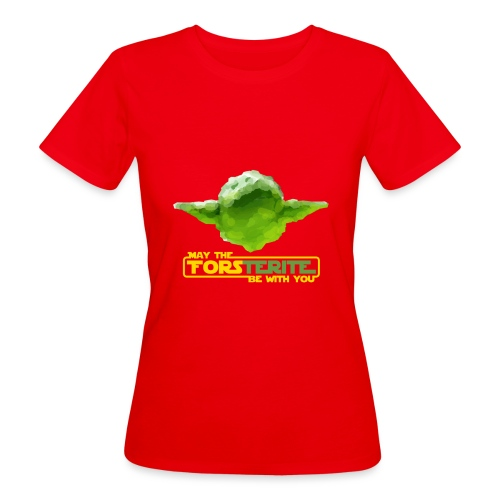 Forsterite force - Camiseta ecológica mujer
