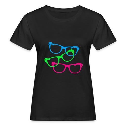 lunettes - T-shirt bio Femme