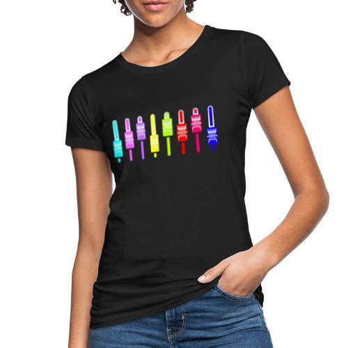 Réglage couleurs - T-shirt bio Femme