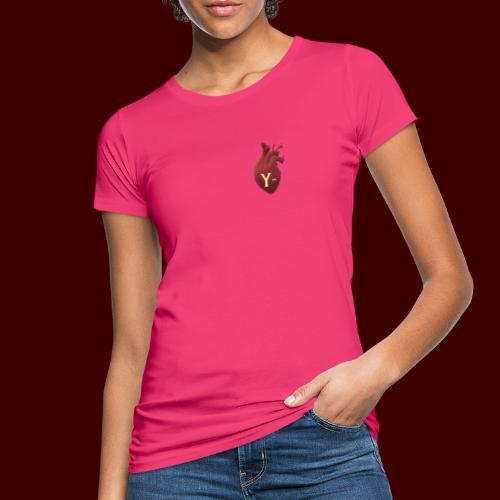 Yheart - T-shirt bio Femme