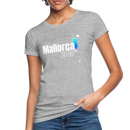 MALLORCA 2019 Cocktail Shirt - Malle Shirt - Vrouwen Bio-T-shirt