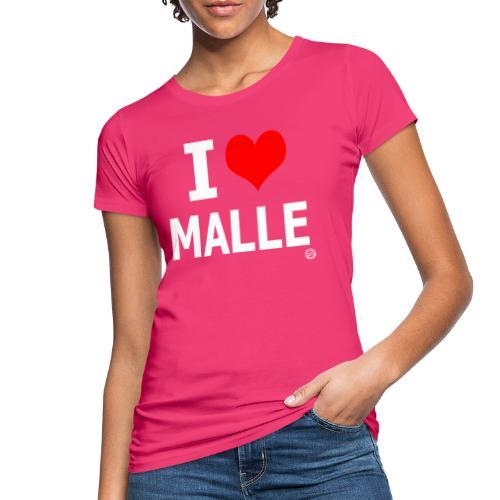 IK HOU VAN MALLE SHIRT Vrouwen Mannen Mannen - Vrouwen Bio-T-shirt
