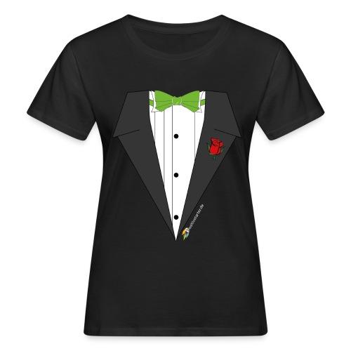 Gala Hero - Positivstarter Official Black Shirt - Frauen Bio-T-Shirt
