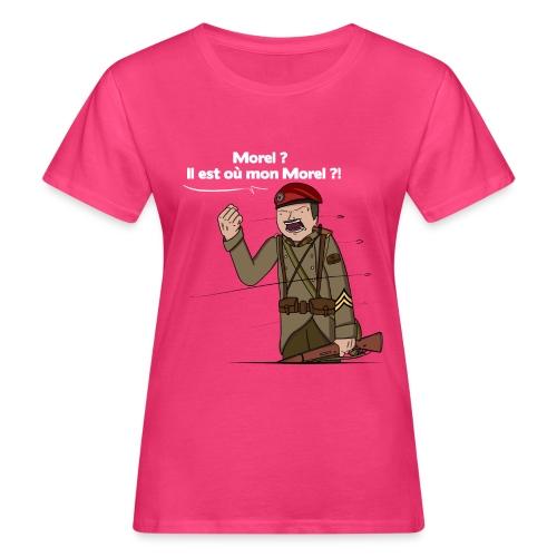 Sgt.Flantier 1940 - T-shirt bio Femme