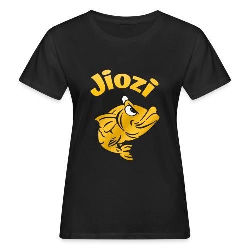 Jiozi Official Logo - T-shirt ecologica da donna