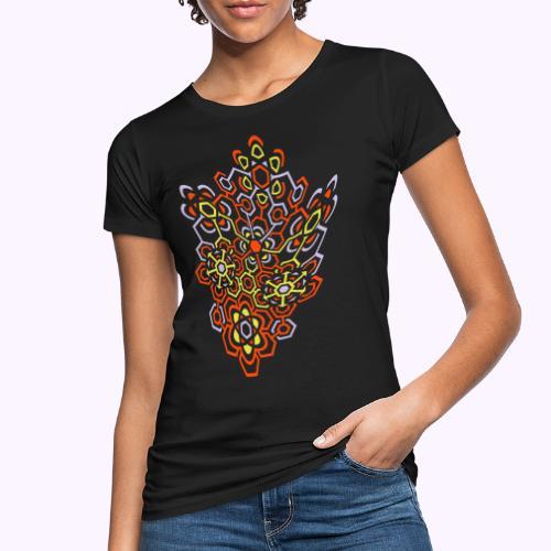 LectroMaze vääntynyt - Naisten luonnonmukainen t-paita