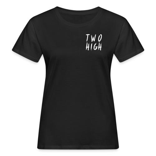 TwoHigh - Ekologisk T-shirt dam