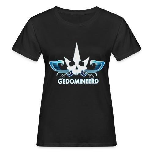 Gedomineerd - Vrouwen Bio-T-shirt