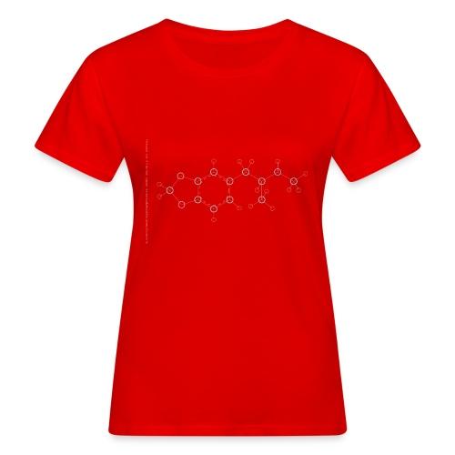 Molecule Molly - Light - Vrouwen Bio-T-shirt