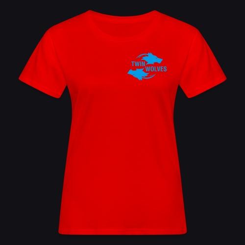 Twin Wolves Studio - T-shirt ecologica da donna