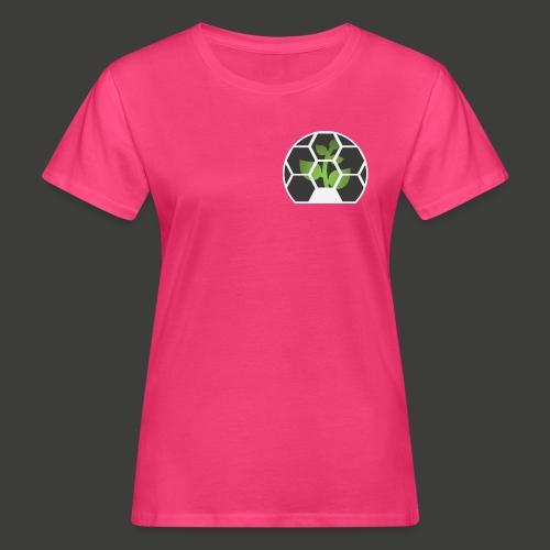 Biosphere Patch - Women's Organic T-Shirt
