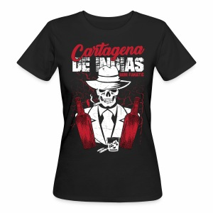 T-shirt Rum Fanatic - Cartagena des Indias - Ekologiczna koszulka damska