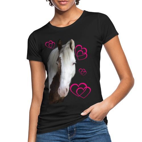 Hästälskare (Daisy) - Ekologisk T-shirt dam