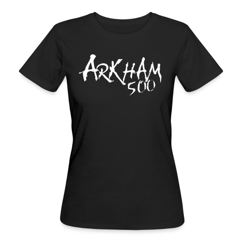 arkham 500 hvit png - Økologisk T-skjorte for kvinner