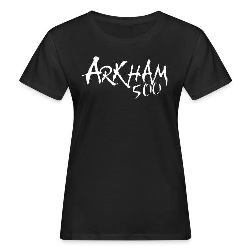 arkham hvit spreadshirt png - Økologisk T-skjorte for kvinner
