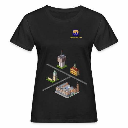 Raumagame mix - Naisten luonnonmukainen t-paita