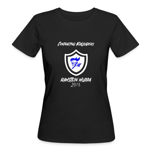 SHIRT COVER ROB FINAL 01 - Frauen Bio-T-Shirt