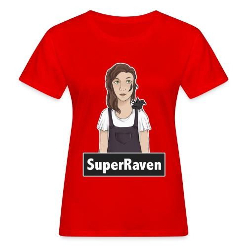 SuperRaven - Women's Organic T-Shirt