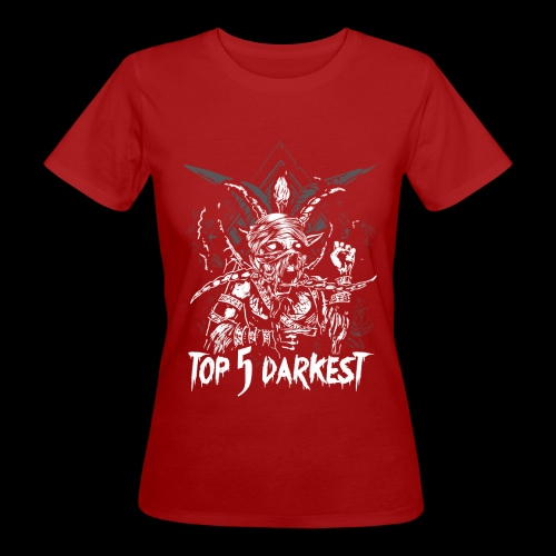 Top 5 Darkest - Women's Organic T-Shirt