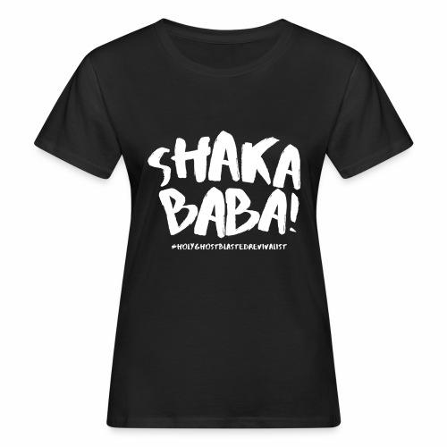 shaka - Naisten luonnonmukainen t-paita