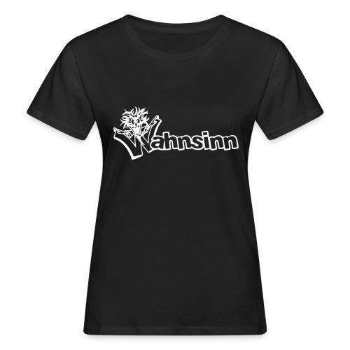 Wahnsinn Logo - Vrouwen Bio-T-shirt