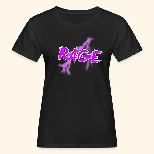 Logo rage - T-shirt bio Femme