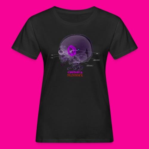 QRISHII s SALUSTOGENESE white keys @ Schwelle - Frauen Bio-T-Shirt