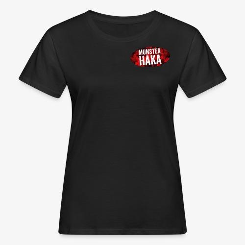 Munster Haka Logo - Women's Organic T-shirt