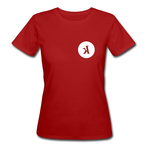 k wie kwerfeldein - Frauen Bio-T-Shirt
