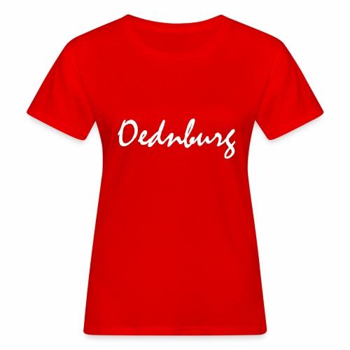 Oednburg Wit - Vrouwen Bio-T-shirt