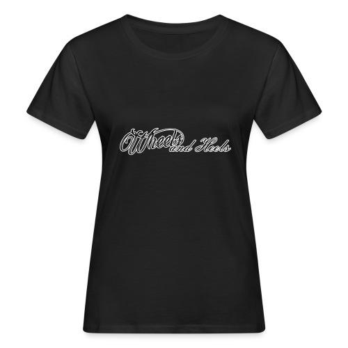Tekstilogo - Naisten luonnonmukainen t-paita