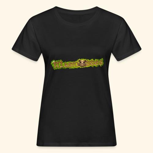 marmottes logo HD - T-shirt bio Femme