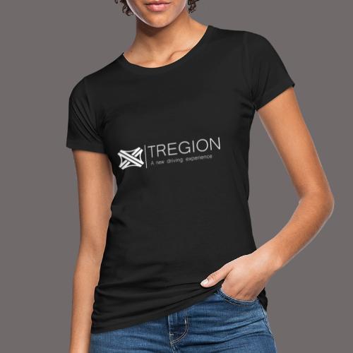 Tregion Logo wide - Women's Organic T-Shirt