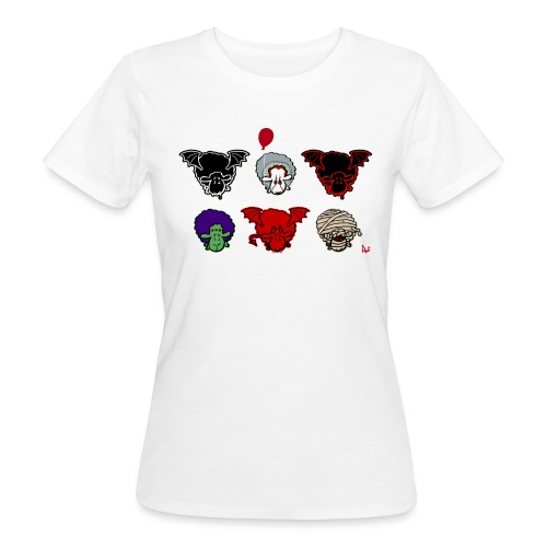 Sheepers Creepers - Women's Organic T-Shirt