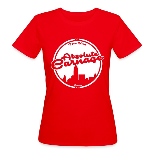 Absolute Carnage - White - Women's Organic T-Shirt