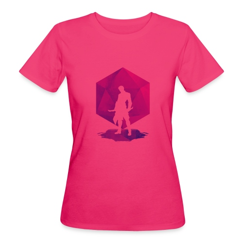 Varjo-salamurhaaja - Dungeons and Dragons d20 - Naisten luonnonmukainen t-paita