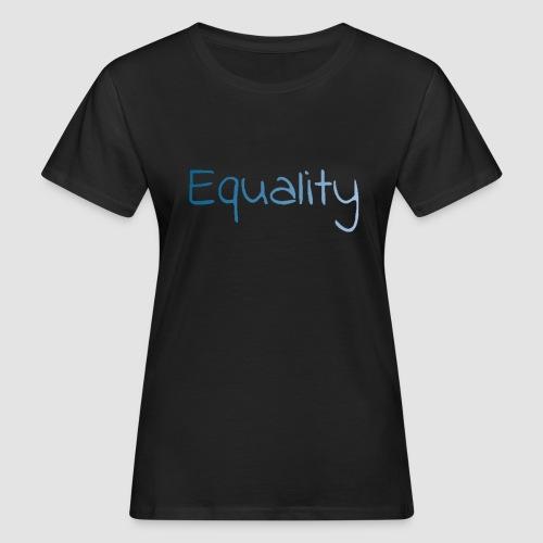 equality - Ekologisk T-shirt dam